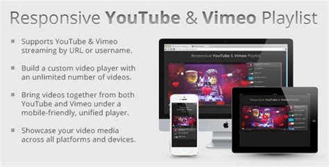 responsive layout youtube embed 8 jquery youtube plugins to easily embed videos
