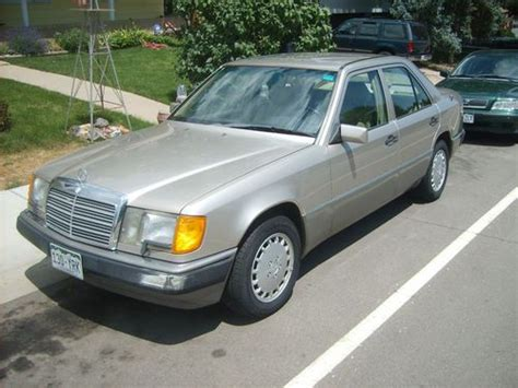how things work cars 1991 mercedes benz e class transmission control buy used 1991 mercedes benz 300e 4matic 128 374 miles excellent everything works clean in