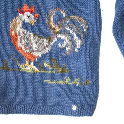 doodle doo theme a doodle doo rooster theme tacky sweater the
