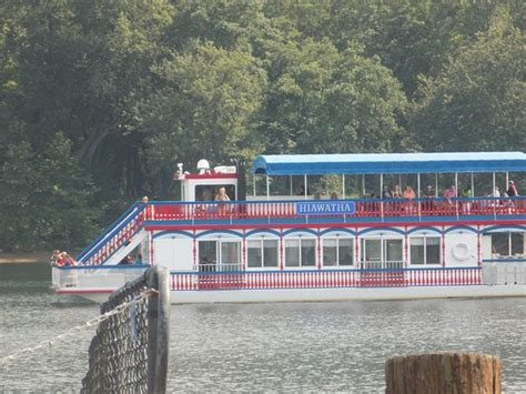 hiawatha river boat west branch of the susquehanna picture of hiawatha