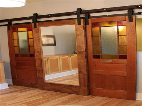 Interior Barn Doors For Homes Residential Interior Barn Doors Home Interior Design