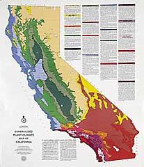 garden zone map california usda hardiness zones map california