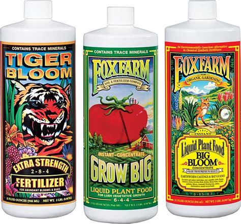 grow l for fox farm fx14049 liquid nutrient trio soil formula big