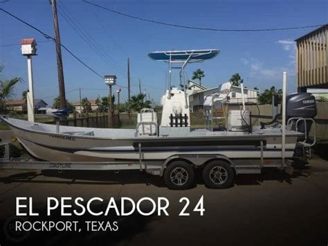 boat trailers for sale rockport texas el pescador 24 for sale in rockport tx for 33 400 pop