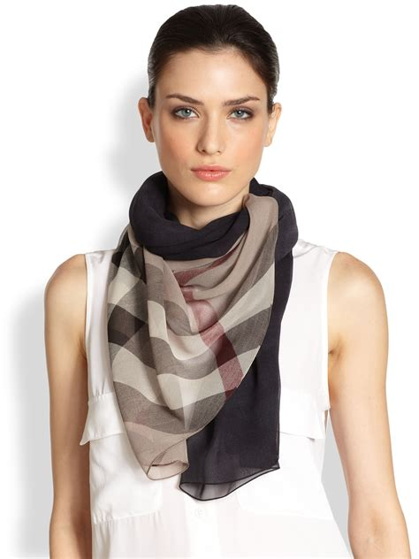 Hm Shark Check Shawl pics for gt burberry scarf