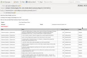 project work email notification odoo apps