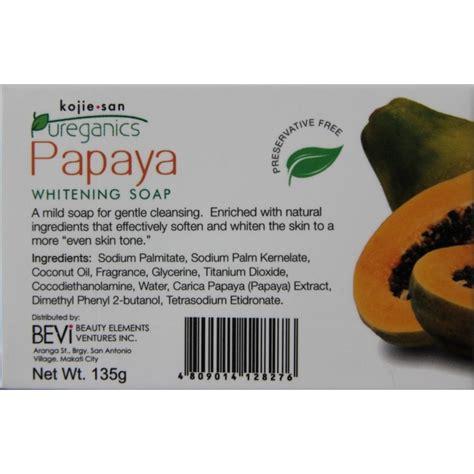 Serum Kojie San kojie san pureganics savon 233 claircissant 224 la papaye