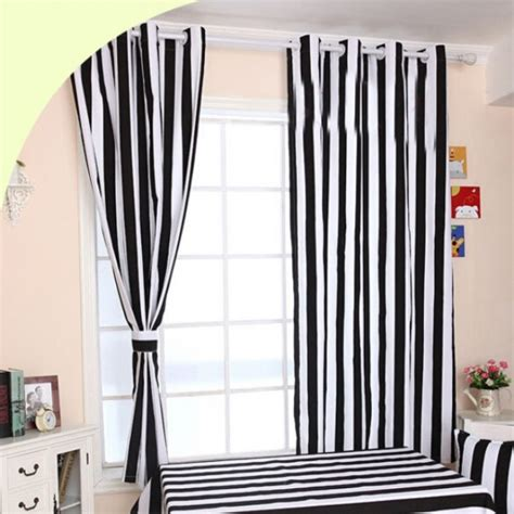 black and white striped drapes design ideas 40 fancy curtain ideas for a creative look buzz 2018