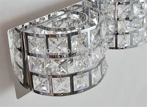 Modern Bathroom Chandelier Lighting S Modern Chrome Mirror L Bathroom Light Led