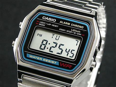 casio a 158wa orologio vintage relogio casio a158wa 1df prata retr 244 vintage a159 a168