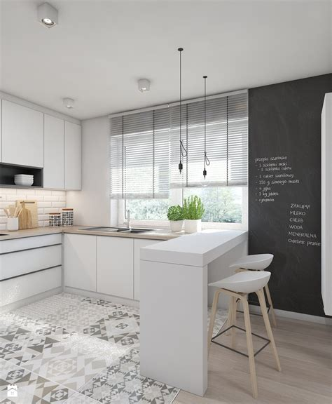 Kitchen Design Forum by Mieszkanie M01 2016 Tarnowskie G 211 Ry średnia Otwarta