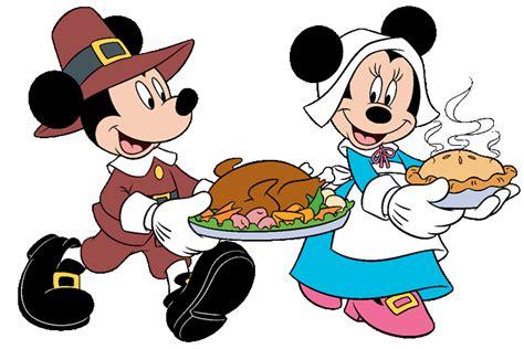 Thanksgiving Disney Clipart happy thanksgiving clipart clipartix