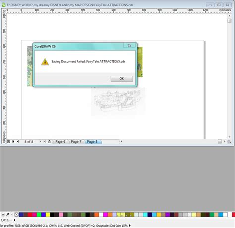 corel draw x4 can t save file save as problem with coreldraw x6 coreldraw x6