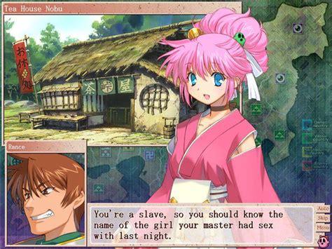 sengoku rance sengoku rance user screenshot 21 for pc gamefaqs