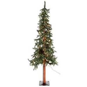 3 green alpine christmas tree with lights hobby lobby