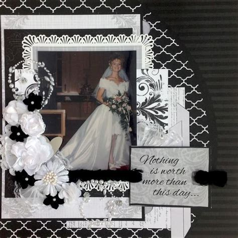 Wedding Album Scrapbook Layouts by Wedding Scrapbook Page Titles Quotes 12 X 12