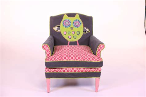 Owl Furniture by Happy Chair Hootie Owl Chair