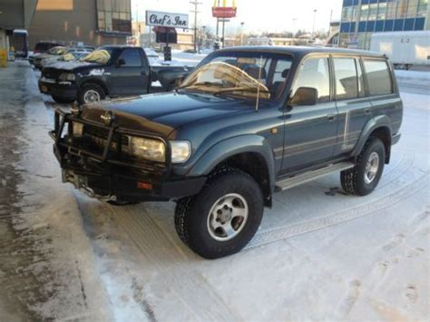 Used Toyota Landcruiser Turbo Diesel For Sale Sell Used 1991 Toyota Land Cruiser Turbo Diesel In