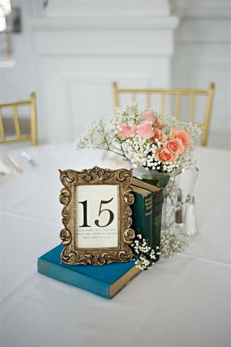 Best 25  Book centerpieces ideas on Pinterest