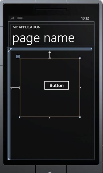 layout xaml windows phone silverlight layout controls windows phone apps