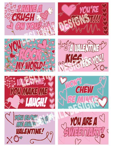 gram valentines day 9 best images of gram printable tags