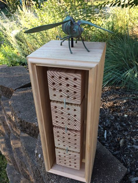 bee houses mason bee houses