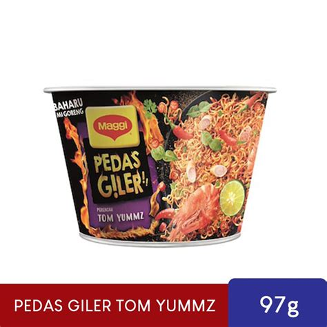 Mie Maggie Tom Yam malaysia grocery selling instant noodles canned foods