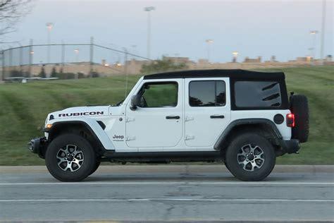 jeep wrangler lineup entire 2018 jeep wrangler lineup