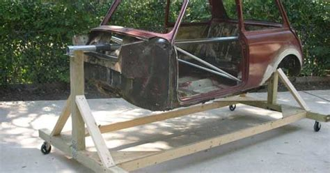 auto rotisserie build or buy motor castom pinterest welding projects cars and metals how to build a mini rotisserie for less than 200 dollars