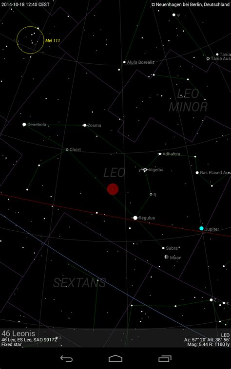 sky guide for android sky guide ca appstore for android
