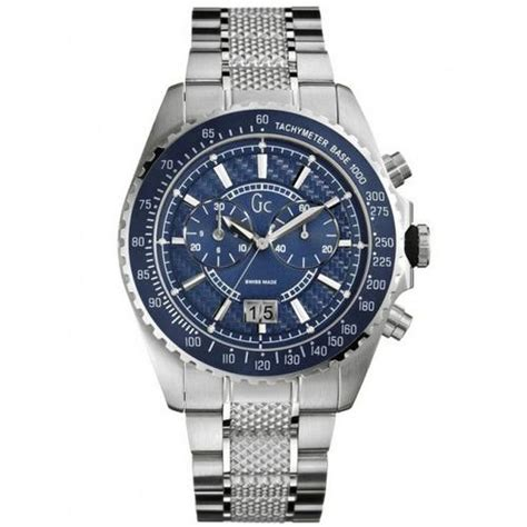 Gc Guess Collection X81011g5s Original Swiss Made s watches guess collection gc swiss made chronograph mens was sold for r852 00 on