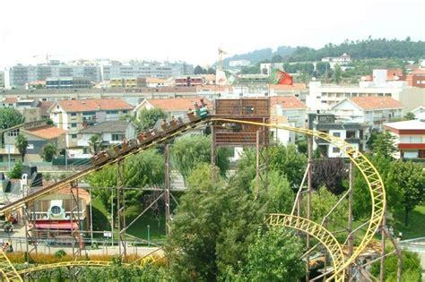 theme park portugal photo tr bracalandia braga portugal theme park review