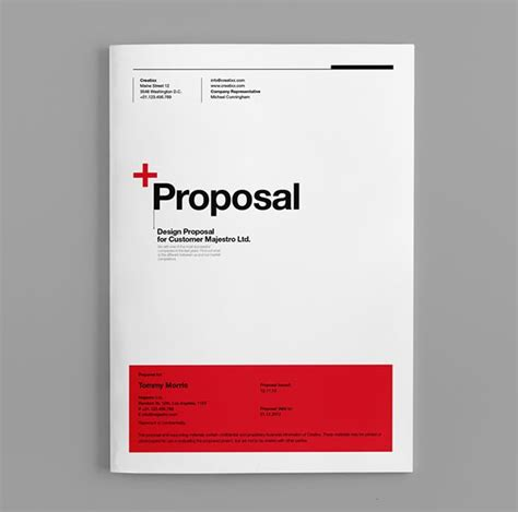cover design for proposal proposal template suisse design with invoice by egotype