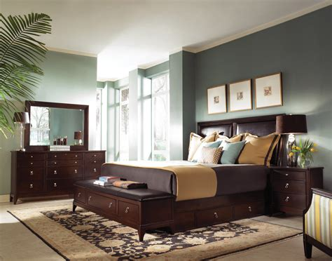 bedroom ideas with dark furniture bedroom decorating ideas dark brown furniture home pleasant