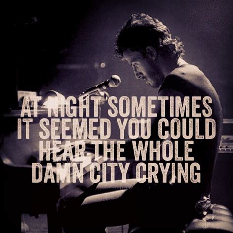 lyrics bruce springsteen backstreets bruce springsteen one of my all time