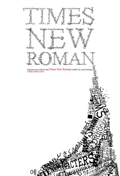 times new roman tattoo 35 best type specimen times new images on