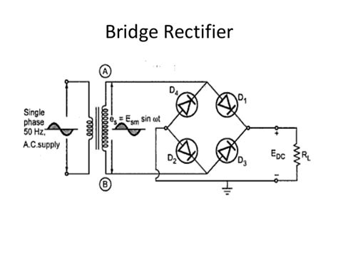 diode bridge rectifier advantages 28 images diode bridge rectifier power electronics a to z