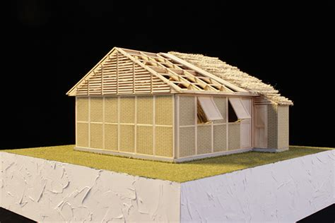 design brief of an emergency shelter shigeru ban designs emergency shelters for nepal