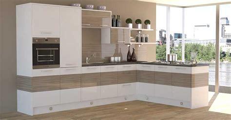 Helsinki Island Style Kitchen White With Wood Top Ipc432