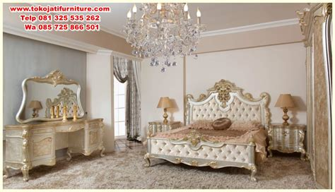 Tempat Tidur Ukiran Klasik set tempat tidur desain ukiran klasik www