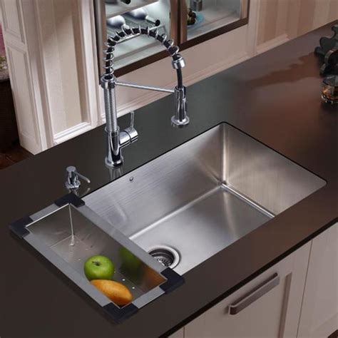 kitchen faucet and sink combo sinks amusing kitchen sink and faucet combo bathroom