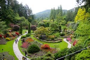 butchart gardens columbia roversoffremont