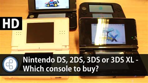which console to buy feature nintendo ds 2ds 3ds or 3ds xl which console