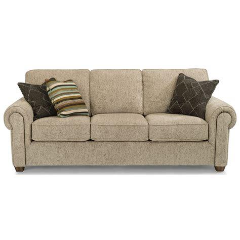 carson sofa flexsteel carson customizable sofa with rolled arms
