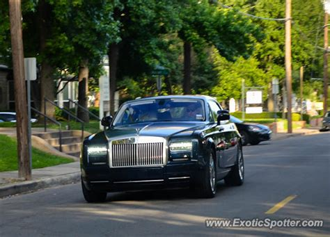 rolls royce phantom spotted in dallas on 05 17 2014