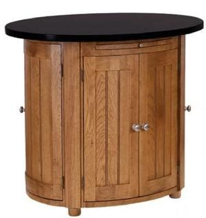 oval kitchen island oval kitchen island with oak top