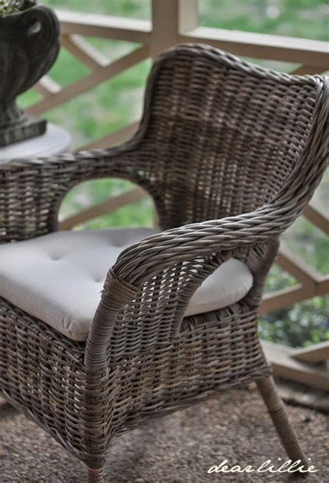 ikea wicker kitchen chairs dear lillie how our ikea items are holding up review for