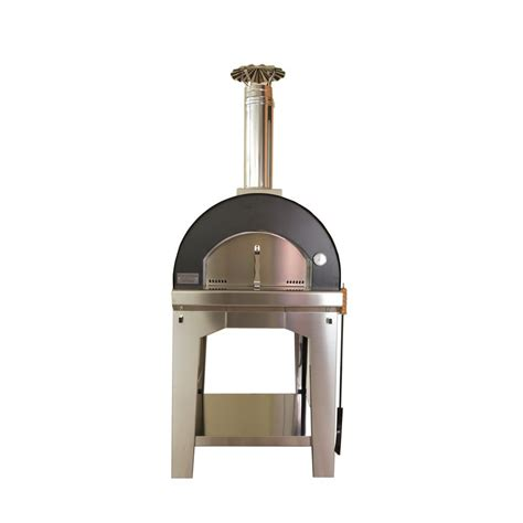 fontana forno toscano margherita outdoor wood fired pizza