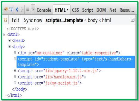 handlebars template tutorial using handlebar template for json response tutorial savvy