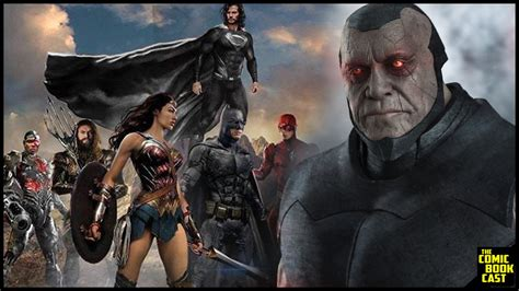 justice league  synopsis released youtube